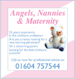 Angels Nannies and Maternity