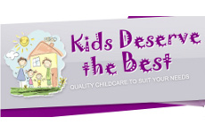 kids deserve the best